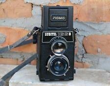 LUBITEL166B Medium Format TLR Camera Film 6x6 120 USSR Soviet Cameras