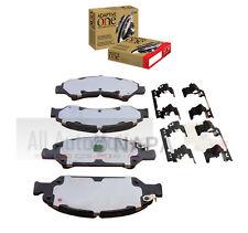 Disc Brake Pad Set Front NAPA/ADAPTIVE ONE BRK PADS-ADO AD8472