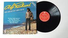 Cliff Richard - His Greatest Love Hits -1982 German Import LP - K-Tel Label