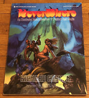 Neverwhere (Den) Richard Corben Ariel/Ballantine Books 1978 - SC - Very Fine
