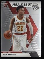 2019-20 Panini Prizm Mosaic Cam Reddish Rookie Card RC NBA Debut Atlanta Hawks🔥