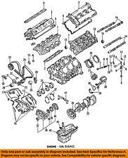 MITSUBISHI OEM 1991 3000GT-Engine Harmonic Balancer MD166815