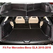 Cargo Trunk Boot Liner Mat Carpet Pad For Mercedes-Benz GLA 2015-2016 Waterproof