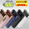10000mAh Power Bank Qi Wireless Charger Für iPhone 11 8 X XS Samsung S10 Note 10