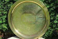 BRASS WALL TRAY SOUSSE 1940s