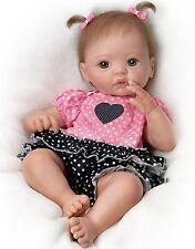 Ashton Drake - My Little Sweetheart Baby Doll by Cheryl Hill