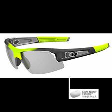 94d951c47e Tifosi Optics Synapse Fototec Photochromic Sunglasses Race Neon
