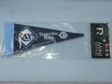 Tampa Bay Rays MINI PENNANT Pack (package of 8 pennants) by Rico NIP