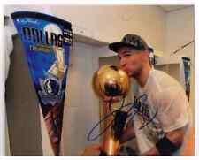 Jason Kidd Dallas Mavericks / Milwaukee Bucks Autographed 8x10 Photo NBA Finals