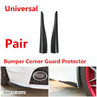 Car Styling Mouldings Bumper Corner Guard Protector Decoration Stiker Universal