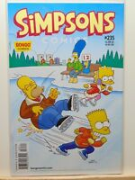Simpsons Comics #235 Bongo Comics CB7580