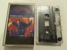 Stereo MC's Step It Up Cassette