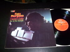 "Friedrich Gulda ""Fata Morgana (Live At The Domicile)"" LP gatefold"