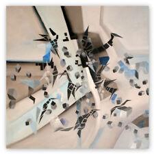 Unikat Moderne Malerei Abstrakt Öl auf Leiwand Bild Kunst von Bozena Ossowski