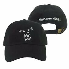 *NEW* Russ Theres Really a Wolf Hat OS Black