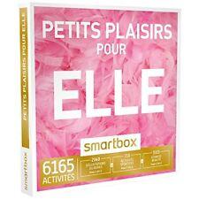 Coffret Cadeau - petits Plaisirs pour elle - Smartbox