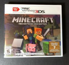 Minecraft [ New Nintendo 3DS Edition ] (3DS) NEW