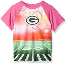 NFL Green Bay Packers T-Shirt Stadium Print Size 18 Month Youth Gerber