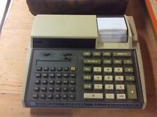 More details for vintage hewlett packard hp97 calculator as found boxed with instructions