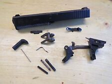 Glock 22 Gen 3 40 Cal Complete Slide Upper, Lower Parts Kit Poly 80 Pistol