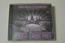 HAND OVER FIST COMPILATION CD 2001 (Mac Dre Spice 1 San Quinn Messy Marv) SEALED