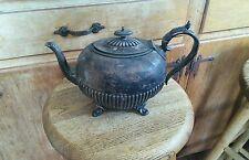 Tea Pot/James Dixon & Sons England /19th C silver plated