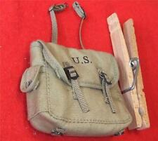 DID RYAN US ARMY AIRBORNE  SAVING PRIVATE MATT MUSSET BAG  WILL COMBIN SH DID