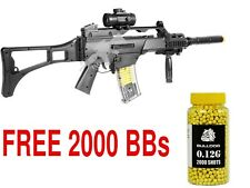 Double Eagle Airsoft Gun Semi Full Automatic Rifle M82 AEG Electric Free 2000 BB