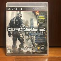 PS3 Crysis 2 20512 Japanese ver from Japan