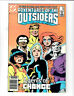 Adventures Of The Outsiders #36 Aug 1986 DC Comic.#135973D*7