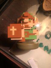 amiibo 8-bit Link The Legend of Zelda Breath of the Wild with box