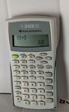 Texas Instruments 30 XIIb Scientific Calculator