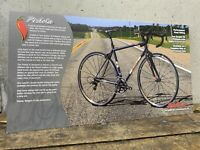 Salsa Pistola Manual Brochure 2008 Vintage Bicycle Spec Card Sheet