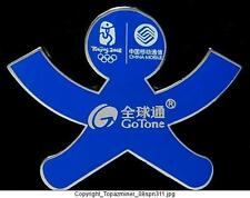 OLYMPIC PINS BEIJING 2008 CHINA MOBILE SPONSOR GOTONE