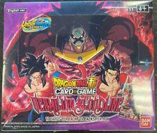 Dragon Ball Super Series 11 Vermilion Bloodline Sealed Booster Box - 24 packs