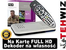 Telewizja na Kartę NC Dekoder 2850 BOX PVR HD + 1 Miesiąc PEŁNA OFERTA  !