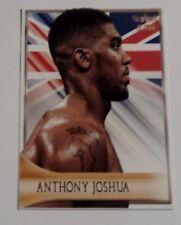 Anthony Joshua 2019 4LUVofBOXING Elites Boxing Card Series New HW Champ
