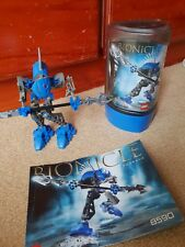 Bionicle: Rahkshi - Guurahk - Blue Original, all pieces included