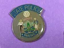 pins pin militaire state police maine