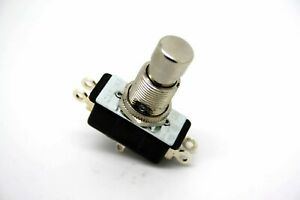CARLING DPDT 316-PP 316PP FOOTSWITCH FOR EFFECT PEDALS - TRUE BYPASS