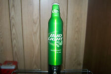 BUD LIGHT LIME BEER KEG TAP HANDLE 2013 FOR DRAFT BEER KEGERATORS- GREEN TAP