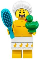 LEGO Minifigures Series 19 - No.02 Shower Guy NEW & Sealed