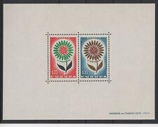 "MONACO BLOC FEUILLET SPECIAL 6 "" EUROPA 1964 "" NEUF xx SUPERBE  RARE  N512"
