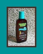 Tropical Blend New Tanning Oil by Coppertone 200ml ( 6.8 fl oz ) 90s Vtg Nos