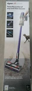 New 🔥 Dyson V11 Animal Cordless Vacuum Cleaner - Purple 7 EXTRA ATTACHMENTS!🔥