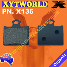 REAR Brake Pads for KTM 85 SX 85 (220mm F/Disc) 2012 2013 2014 2015