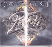 CD Audio POOH - DOVE COMINCIA IL SOLE nuovo sigillato digibook