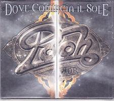 CD ♫ Compact disc «POOH ♪ DOVE COMINCIA IL SOLE» nuovo sigillato digibook