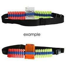 Bandolier Belt Shoulder Strap For NERF Elite Dart Bullets Clips Magazine AU Toy