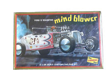 Lindberg Mind Blower 1/24 Costomizing Car Kit New In Original Package